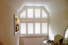 Basswood Shutters(Shaped)